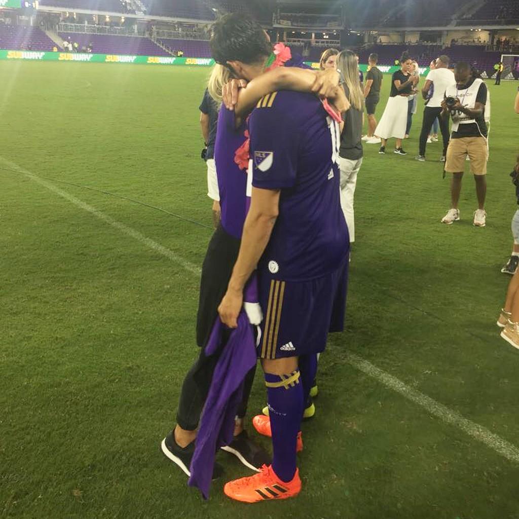 Carol Dias e Kaká (Foto: Reprodução/ Instagram)
