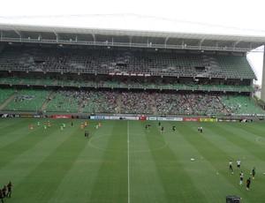 Independência para Atlético-MG x Boa Esporte (Foto: Rafael Araújo)