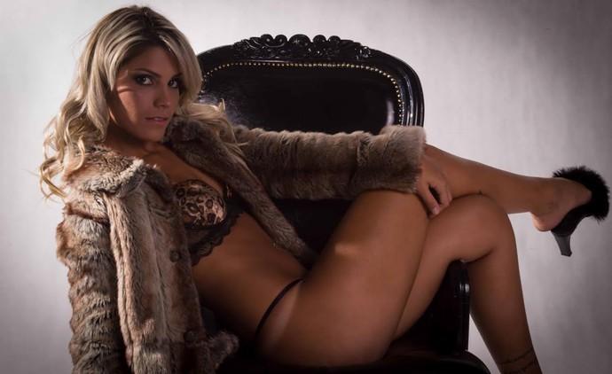 Luana Pinheiro foto sensual (Foto: Vinicius Carneiro/Patyplay)