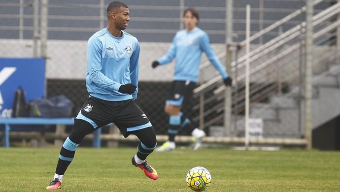 Walace Grêmio (Foto: Lucas Uebel/Grêmio)