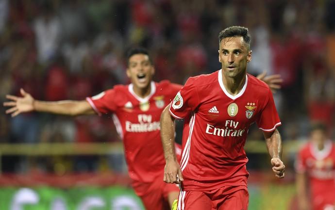 Jonas Benfica Braga (Foto: AFP)