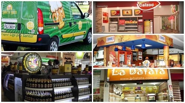 Redes de franquias de alimentação oferecem opções mais baratas (Foto: Divulgação)