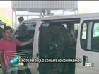 Exército começa Operação Fronteira Sul 2015 em Foz do Iguaçu, no Paraná