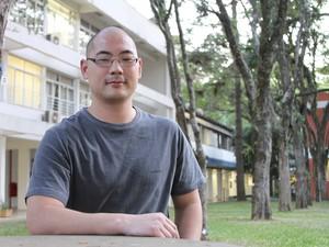Professor Seiji USP  (Foto: Reinaldo Mizutani/ICMC USP)