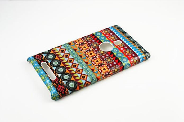 Case Asteca para smartphone Lumia 925 (Foto: Divulgação/Etsy)