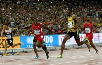 """Bolt x Gatlin, """"carrinho"""", Murer em alta e show chinês: o Top 10 do Mundial"""