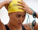 Okimoto é prata na abertura da Copa do Mundo de Maratona Aquática