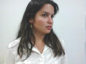 Andrelissa Ruiz, educadora do NCC São Miguel no Ar (Foto: Divulgação)