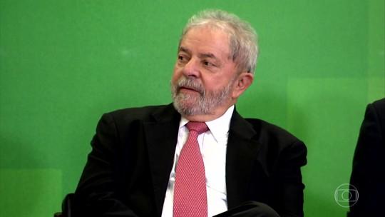 Lula depõe sobre suspeita de tentar obstruir a operação Lava Jato