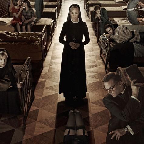 Cartaz da nova temporada de 'American horror story' (Foto: Divulgação)