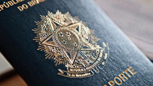 Passaporte brasileiro ; viagem ; visto para brasileiros ;  (Foto: Reprodução/Facebook)