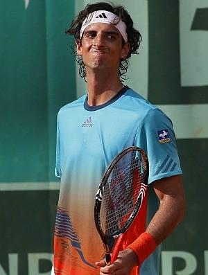 Thomaz Bellucci tênis Roland Garros 1r (Foto: AFP)
