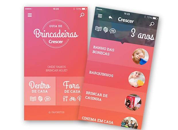app_brincadeiras_620x452 (Foto: Reprodução)