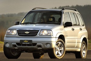 Chevrolet Tracker 2007 (Foto: General Motors)