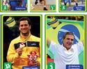 De Adhemar a Zanetti: coleção de 468 cards reverencia medalhistas do Brasil