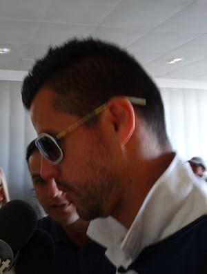 Fábio, goleiro do Cruzeiro (Foto: Rafael Araújo)