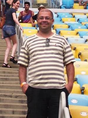 Ewerton Miranda Treggia, novo presidente do Estrela do Norte (Foto: Divulgação/Arquivo Pessoal)