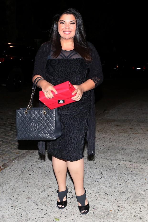 Fabiana Karla (Foto: Dilson Silva/AgNews)