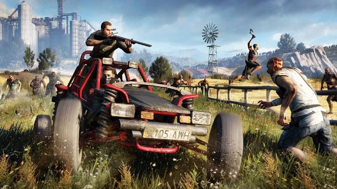Veículos estarão disponíveis no DLC de Dying Light (Foto: Divulgação)