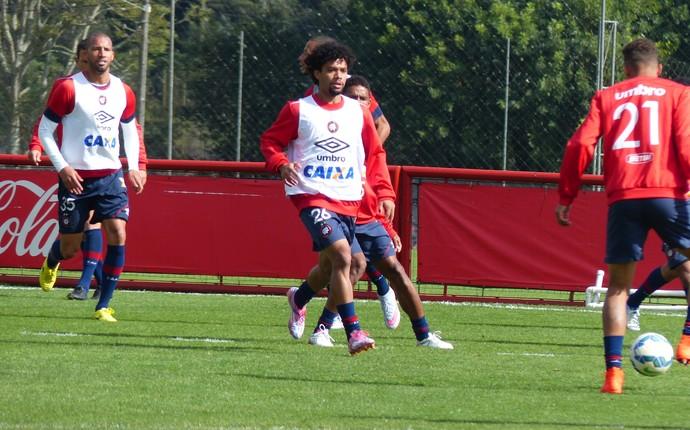 Otávio Atlético-PR (Foto: Thiago Ribeiro)