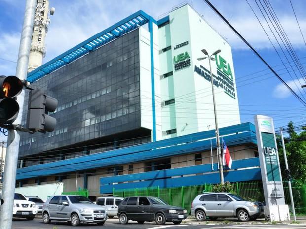 Uma das unidades da UEA em Manaus (Foto: UEA/Divulgação)
