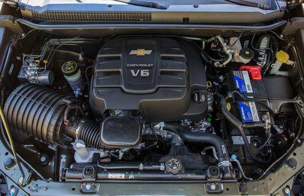 Chevrolet Trailblazer 3.6 LTZ (Foto: Divulgação)