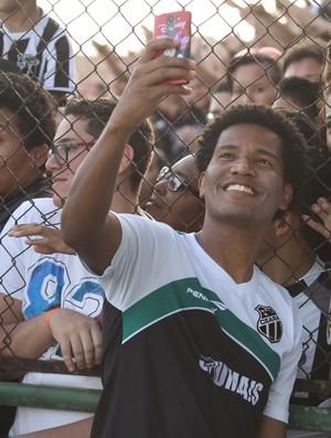 João Marcos, Ceará, reapresentação, Porangabuçu  (Foto: Christian Alekson / cearasc.com)