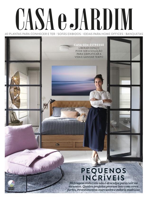 Capa Casa e Jardim, edição 745 (Foto: Marco Antonio / Editora Globo)