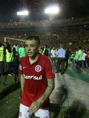 Tigres Inter Libertadores festa jogo D'Alessandro