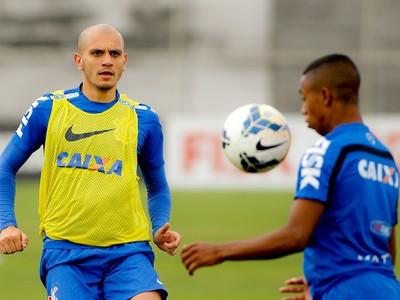 Fabio Santos Malcom (Foto: Daniel Augusto Jr./Agência Corinthians)