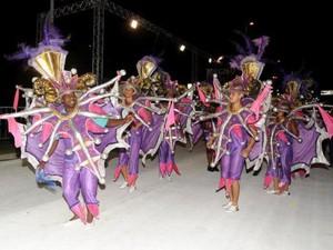 Carnaval em Sorocaba - Carinhosa da Nova Esperança (Foto: Sonia Maria Gonçalves/Programa Integração Digital))