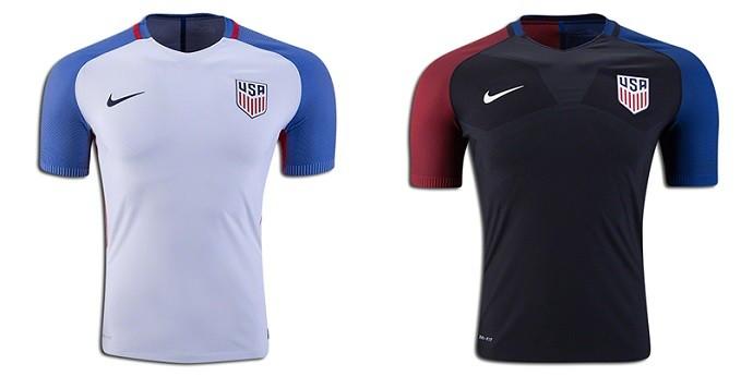 Camisa Estados Unidos Copa América Centenario