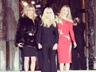 Donatella Versace abre a semana de alta costura de Paris com looks sexy
