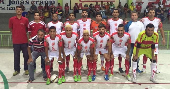 Condor Futsal (Foto: Divulgação/FPFS-PE)