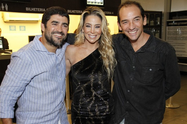 Danielle Winits  (Foto: Marcos Ferreira / Brazil News / Divulgação)