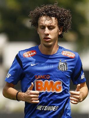 Rafael Galhardo (Foto: Ricardo Saibun / Divulgação Santos FC)