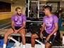 Com inflamação entre coluna e pelve, Benzema fica sem previsão de retorno