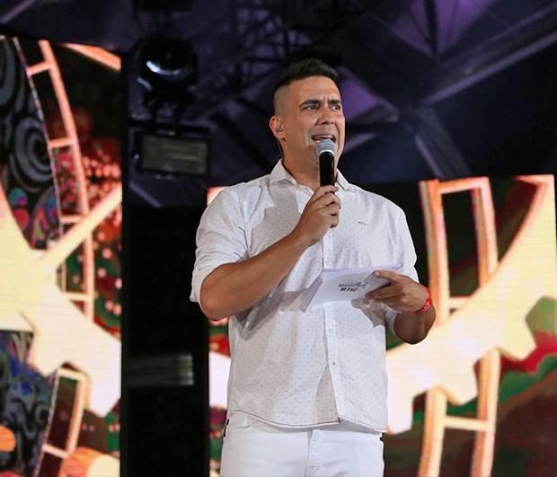 André Marques (Foto: Rogerio Fidalgo/ AgNews)