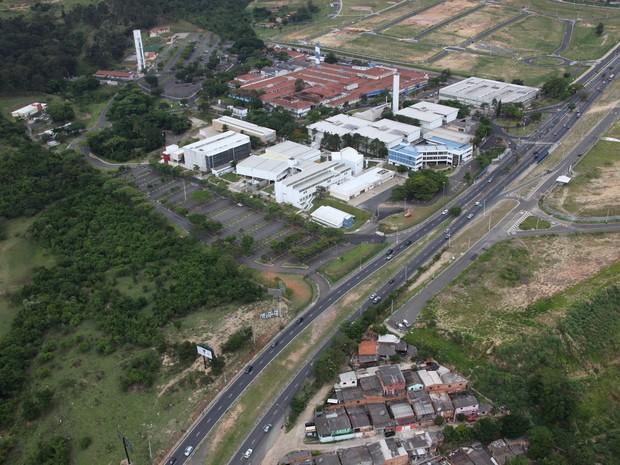 Universidade PUC-Campinas (Foto: Departamento de Comunicação PUC-Campinas)