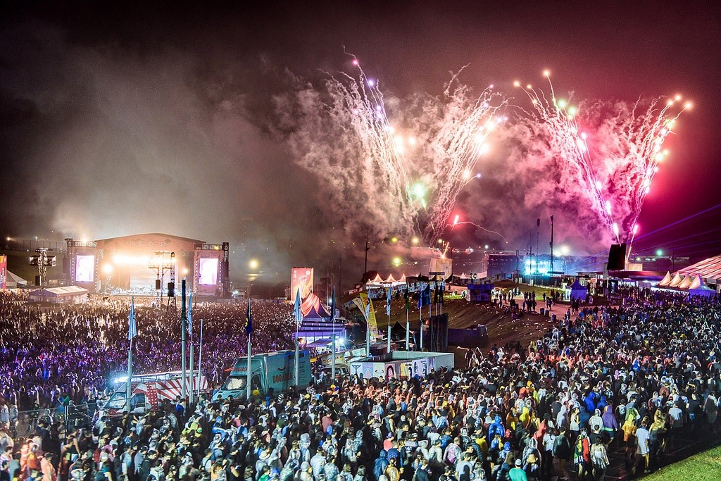 Lollapalooza Brasil 2017 acontece nos dias 25 e 26 de maro, em So Paulo (Foto: Ariel Martini/I Hate Flash)