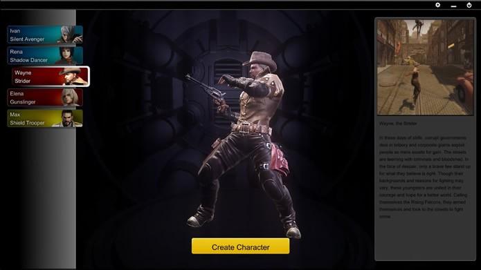 Apresentando 5 classes de personagens diferentes, GunZ 2: The Second Duel acrescenta boas novidades aos combates da franquia (Foto: Reprodução/Daniel Ribeiro)