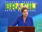 Dilma anuncia pacote anticorrupção e oficializa entrega ao Congresso