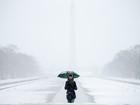 FOTOS: Tempestade de neve nos Estados Unidos