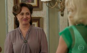 Anastácia nega pedido de Sandra
