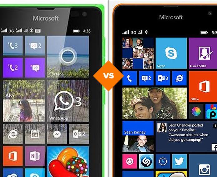 Confira qual Lumia vale o seu investimento (Foto: Arte/TechTudo)