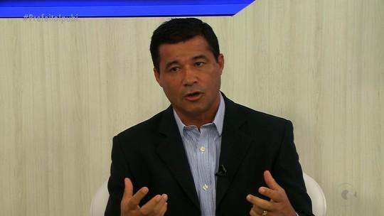 Prefeito Chico Siqueira relata situação  da economia e da saúde em Ipubi, PE