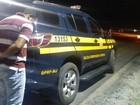 PRF prende condutor com CNH falsa na BR-316, em Estrela de Alagoas