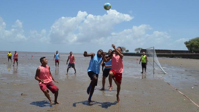 Campeonato estadual de futelama 2014 inicia e segue até dezembro, no Amapá (Foto: Gabriel Penha/GE-AP)