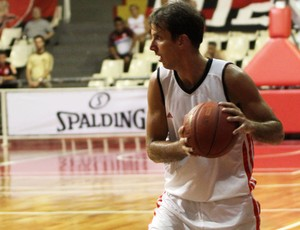 Marcelinho Basquete Flamengo x Ceará (Foto: Marco Aurélio / Fla Imagem)