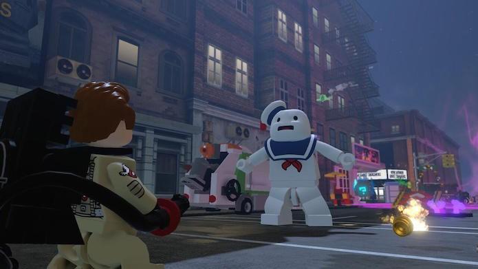 Lego Dimensions: game contará com personagens e mundo inspirado nos Caça-Fantasmas (Foto: Divulgação/Warner)